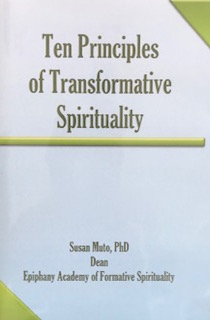 Ten Principles of Transformative Spirituality