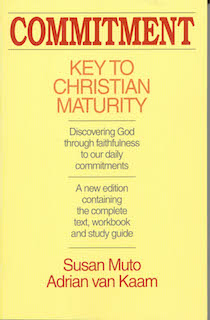 Commitment: Key to Christian Maturity