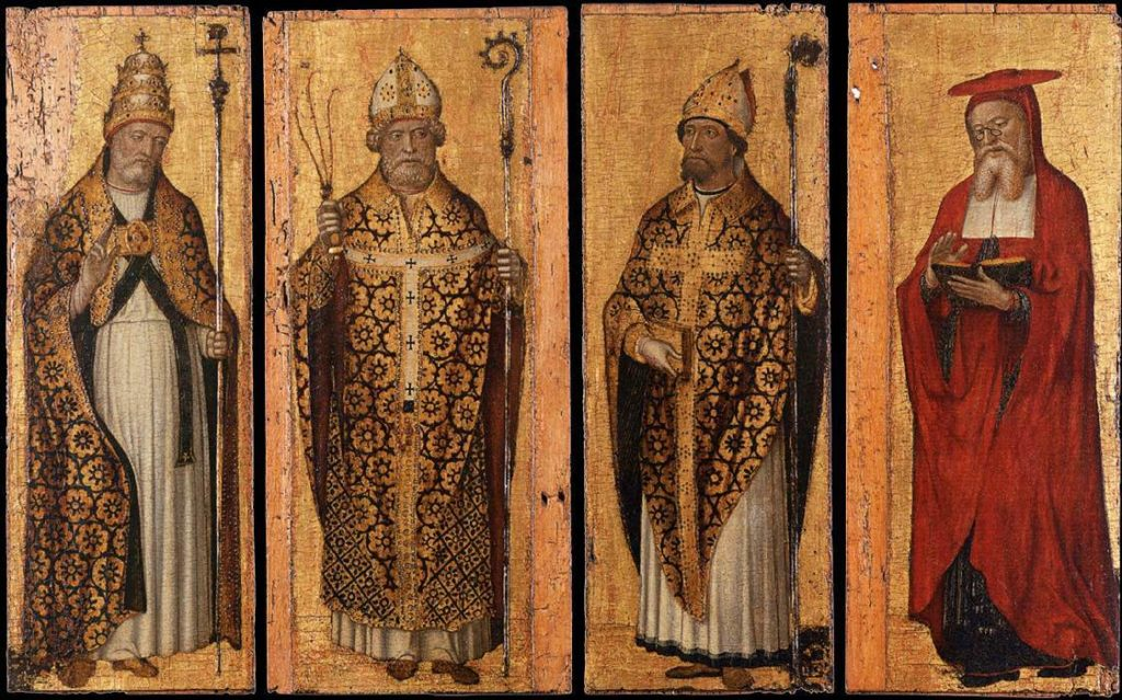 Meet the Masters Series: Introducing Three Doctors of the Church
