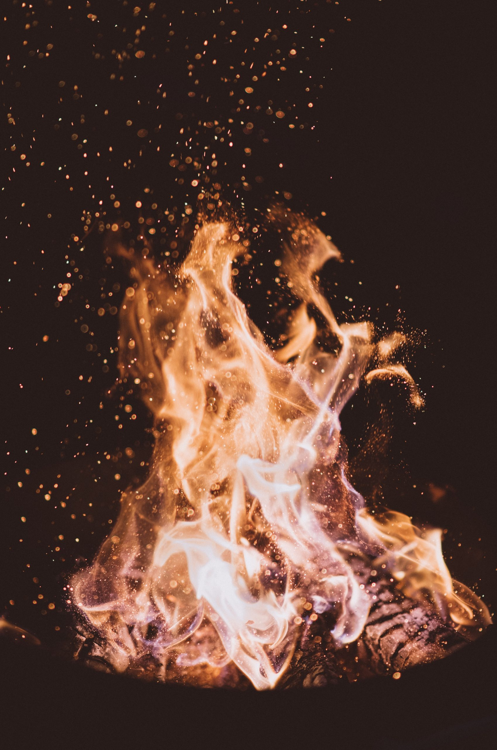 May 2020: Spirit of Fire and Light